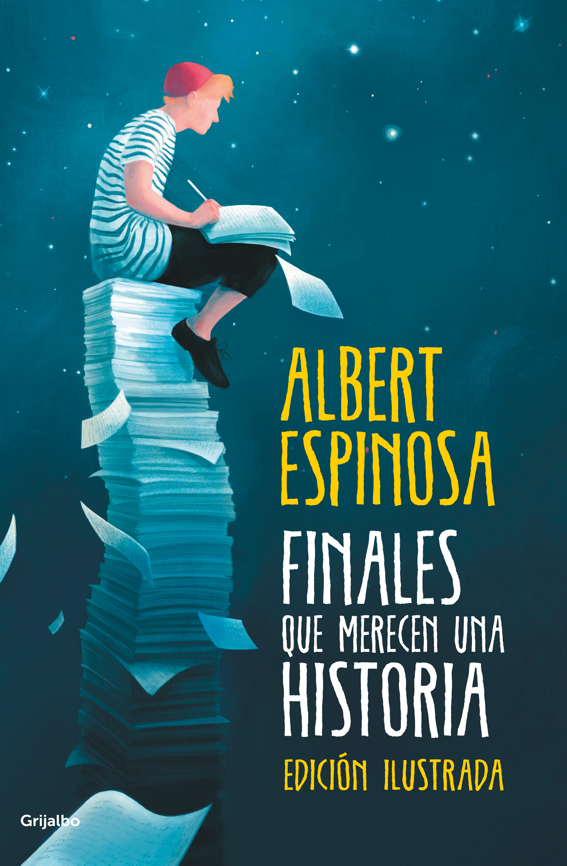 Libros Albert Espinosa